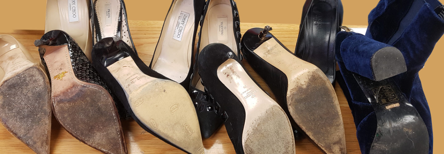 Galway shoe repair for all types of shoes and boots