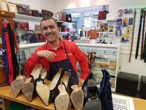 Edmond shoe repairs | Galway
